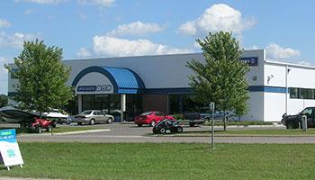 St Boni Motorsports >> New Construction - GDS Design & Build, Inc.